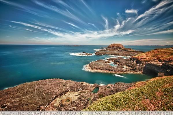 Phillip Island Ocean View HDR - Australia