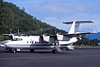 "VH-UUM de Havilland Canada DHC-7-102 ""Jetcraft Aviation"" c/n 43 Cairns/YBCS/CNS (35mm slide)"