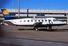 """VH-SJP Embraer EMB-110P1 Bandeirante """"Sunshine Express"""" Brisbane/YBBN/BNE 24-04-99 (35mm slide)"""