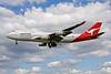 VH-OJN Boeing 747-438 c/n 25315 Heathrow/EGLL/LHR 18-07-09