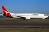 VH-TJZ Boeing 737-476 c/n 28152 Sydney-Kingsford Smith/YSSY/SYD 02-05-99 (35mm slide)