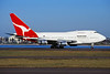 VH-EAB Boeing 747SP-38 c/n 22672 Sydney-Kingsford Smith/YSSY/SYD 02-05-99 (35mm slide)