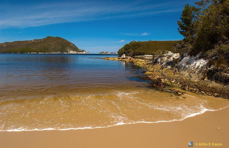 Bathurst Harbour Landscape - Balmoral Beach