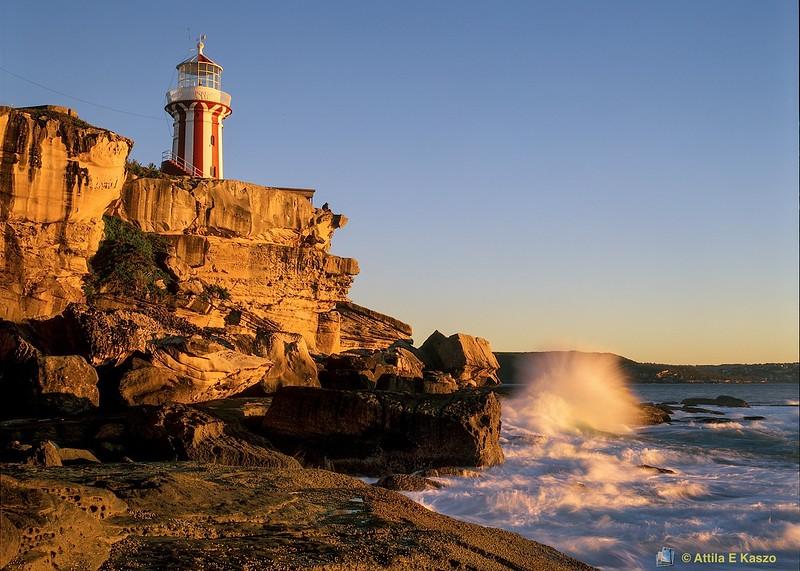 Hornby Lighthouse (1858)<br /> South Head, Sydney, NSW<br /> 700-2-116
