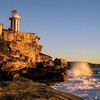 Hornby Lighthouse (1858)<br /> South Head, Sydney, NSW<br /> 700-2-116