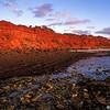 Red Sand Dunes / Cliffs<br /> Shark Bay, Francois Peron NP, WA<br /> 700-25-327