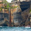 Waterfall - Beecroft Peninsula<br /> Jervis Bay, Shoalhaven, NSW