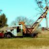 Vintage Tow Truck - Wreck<br /> Moruya, Eurobodalla, NSW