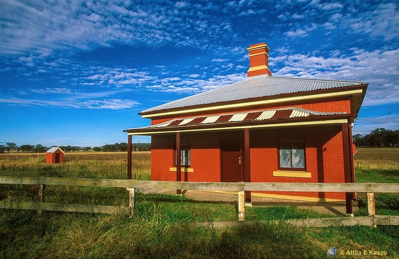 Railway Station<br /> Uralla, NSW<br /> 600-3-456