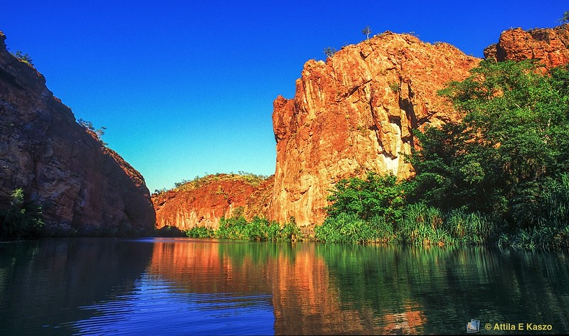 Middle Gorge<br /> Lawn Hill NP, QLD
