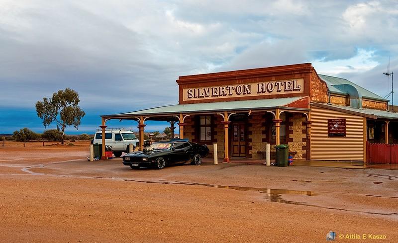 Silverton Hotel, Silverton, NSW