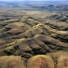 Fortescue Rv., - Beehive Ranges - Aerial<br /> Hamersley Range, WA
