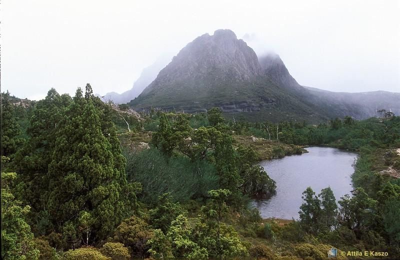Cradle Mtn. / Twisted Lakes<br /> Cradle Mtn. NP, Tasmania