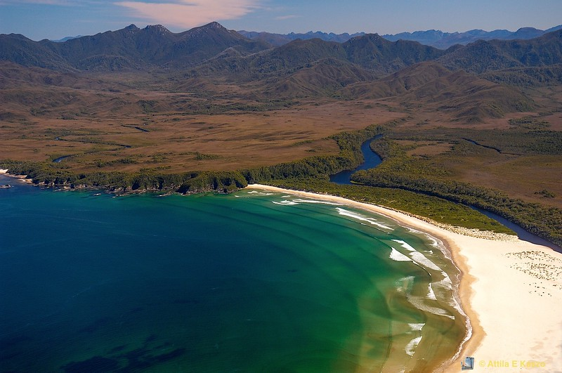Aerial - Sea & Landscape