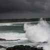 Ocean Pool - Heavy Seas, Kiama, NSW
