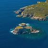Aerial - Drum & Drumsticks / Lamond Head<br /> Shoalhaven, NSW