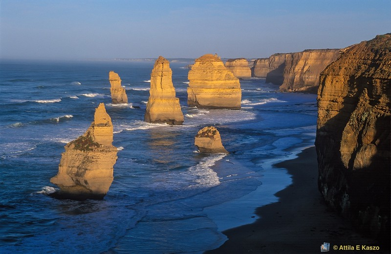 12 Apostles - Port Campbell NP.<br /> Great Ocean Rd. Vic