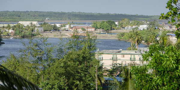 Another view of Colonia, Yap...
