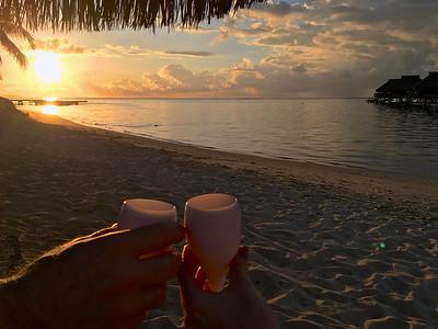 Cheers! - Hilton Mo'orea