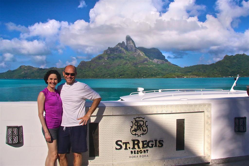 My new favorite place on earth! - St. Regis Resort - Bora Bora