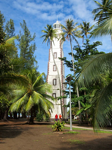 Point Venus Lighthouse, Tahiti