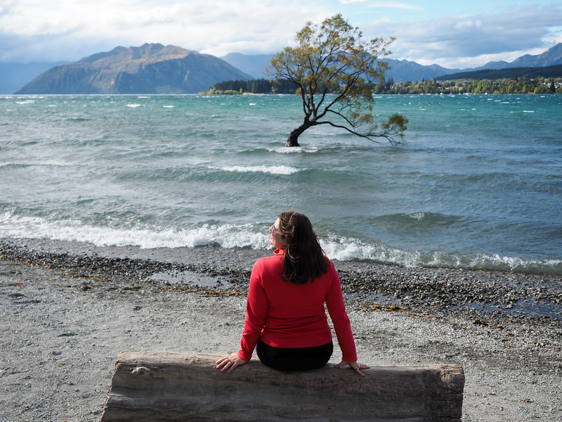 Amanda at That Wanaka Tree