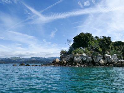 Fisherman Island in Abel Tasman National Park