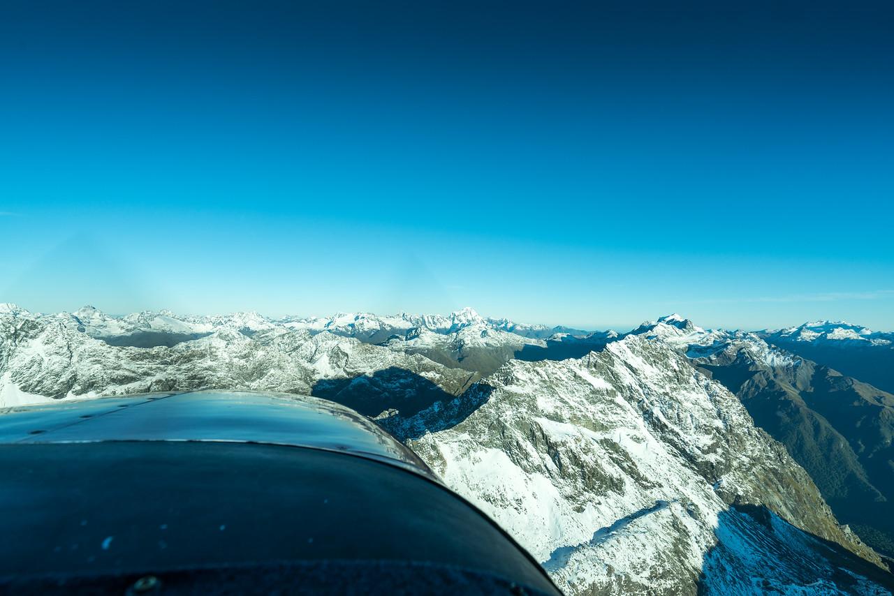 Passing Upper Peak.