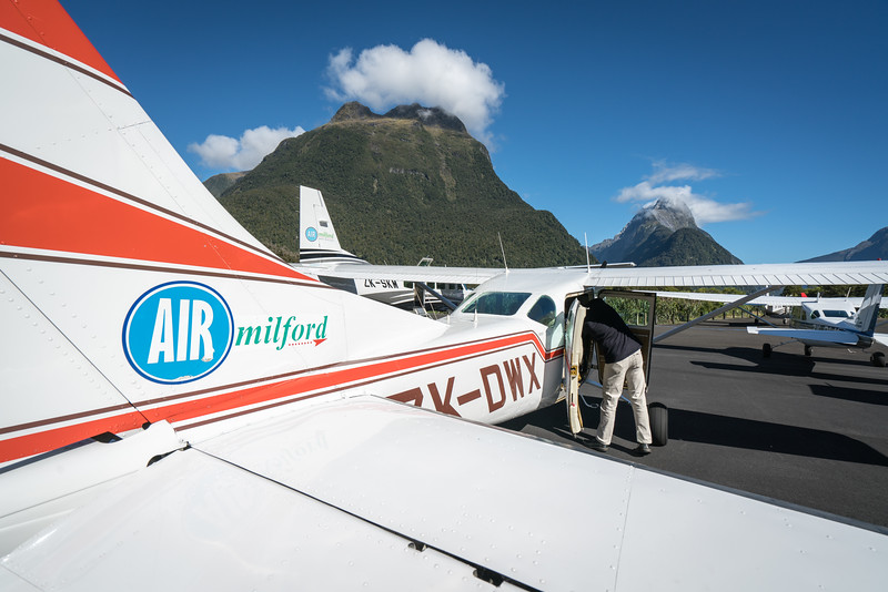 Time to load up and fly back to Queenstown.
