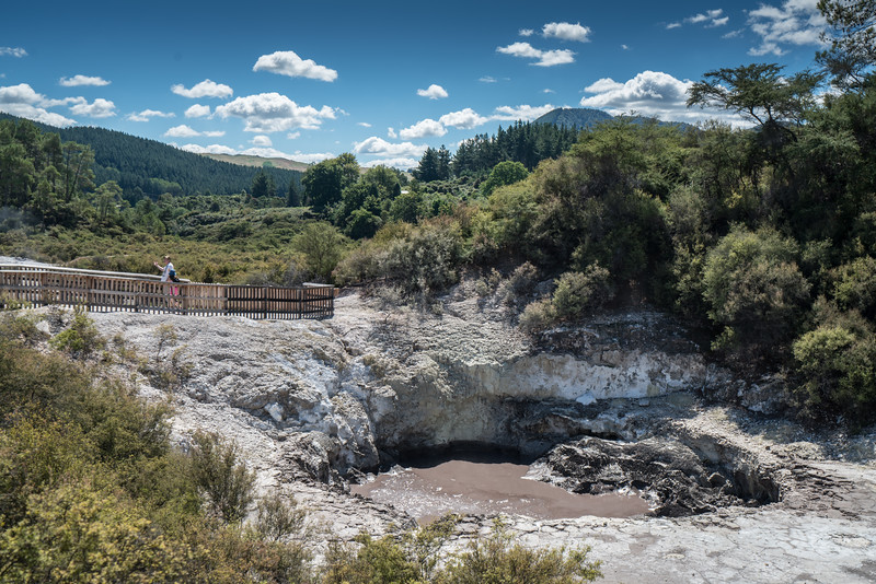 Wai-O-Tapu Thermal Wonderland.