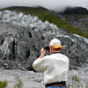 Photographing Fox Glacier in New Zealand