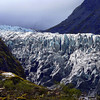 Fox Glacier in New Zealand