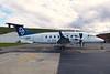 "ZK-EAB Beech 1900D ""Eagle Airways"" c/n UE-425 Wanaka/NZWF/WKA 23-03-12 ""Air New Zealand Link"""