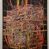 Robert Ellis painting, Auckland Art Gallery