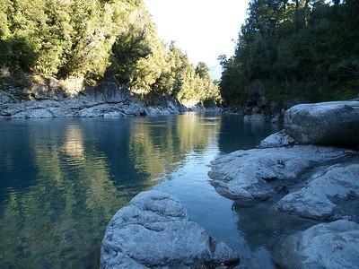 Hokatika Gorge, NZ