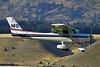 ZK-NFO Cessna 152 c/n 152-85295 Wanaka/NZWF/WKA 06-04-12