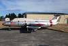 ZK-VAU (45 red) Aero Vodochody L-29 Delphin c/n 094019 Christchurch/NZCH/CHC 02-02-15