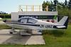 ZK-UWZ Robin HR.200-120B Ecole c/n 254 Parakai/NZPK 16-02-15
