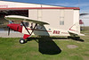 ZK-BNX Piper PA-18-150 Super Cub c/n 18-5453 Rangiora/NZRT 27-03-12