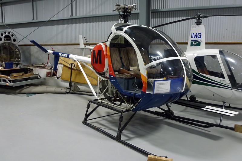 ZK-HHY Hughes 269C c/n 0293 Ashburton/NZAS 11-04-12