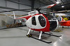ZK-HLY Hughes 369HS c/n 0459S Ashburton/NZAS 11-04-12