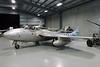 "NZ5707 de Havilland DH-115 Vampire T.11 ""Royal New Zealand Air Force"" c/n 15579 Ashburton/NZAS 11-04-12"