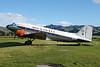 "ZK-JGB Douglas DC-3 R4D-1 ""Airscapade Affairs"" c/n 4363 Blenheim-Omaka/NZOM 25-09-19"