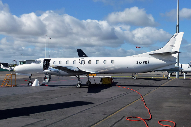 "ZK-POF Swearingen SA.227AC Metro 23 ""Air Post"" c/n CC-844B Auckland/NZAA/AKL 13-04-12"