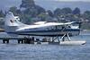 "ZK-VAS de Havilland Canada DHC-3 Otter ""Volcanic Air Safaris"" c/n 35 Lake Rotorua/NZRL 25-01-15"