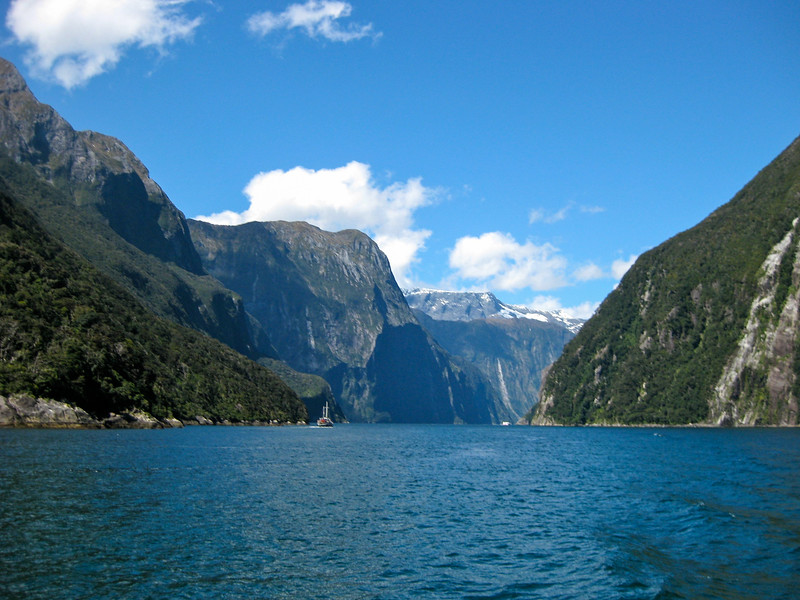 Think, milford sound neuseeland fotos was and