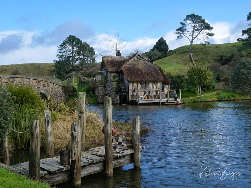 Matamata - Hobbiton movie set 2