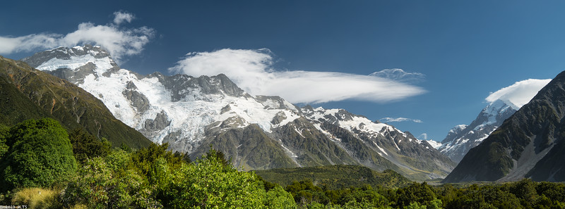 Aoraki - Mt. Cook National Park