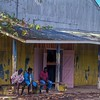 War Barrack Shops<br /> Gizo, Solomon Islands