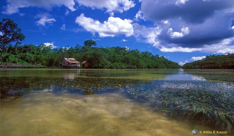 Remote Village<br /> Kohinggo Is., Solomon Islands